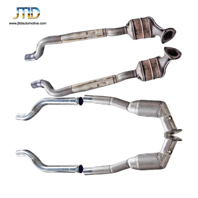 Exhaust System For Maserati  GT4.0