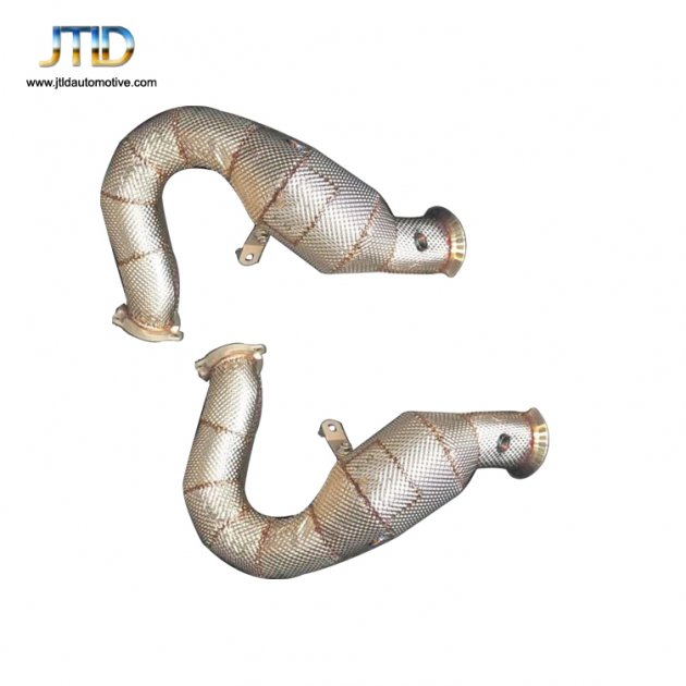 Exhaust Downpipe For Porsche Macan   3.0T  3.6T